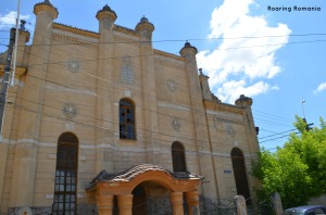 The Synagogue in Medias