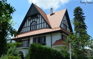 dorobanti house
