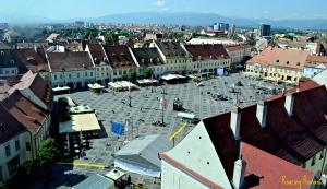 Piata Mare Panorama